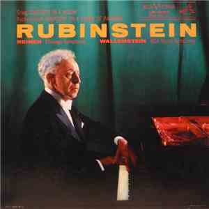 Rubinstein, Wallenstein / RCA Victor Symphony • Reiner / Chicago Symphony - Grieg—Concerto In A Minor • Rachmaninoff—Rhapsody On A Theme Of Paganini