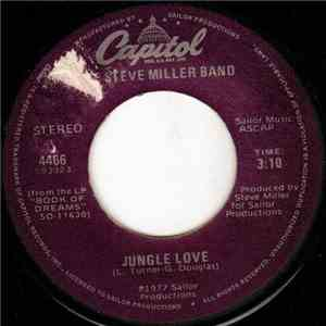 The Steve Miller Band - Jungle Love / Wish Upon A Star download flac