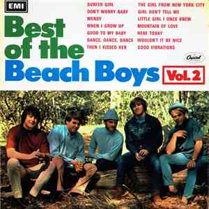 The Beach Boys - The Best Of The Beach Boys Vol. 2