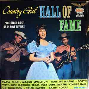 Various - Country Girl Hall Of Fame