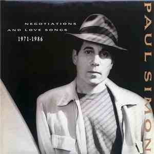 Paul Simon - Negotiations And Love Songs (1971-1986)