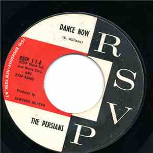 The Persians  - Dance Now / Tears Of Love