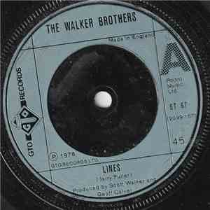 The Walker Brothers - Lines