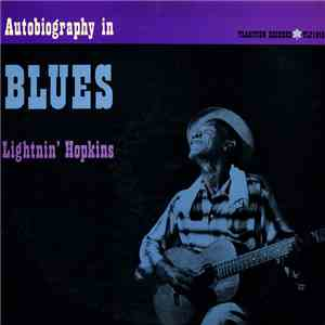 Lightnin' Hopkins - Autobiography In Blues