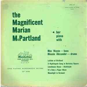 Marian McPartland - The Magnificent Marian McPartland