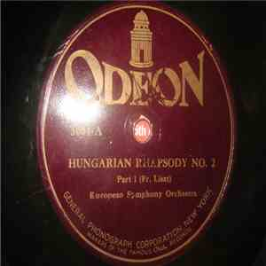 European Symphony Orchestra - Hungarian Rhapsody No. 2 download flac