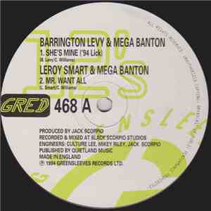 Barrington Levy / Mega Banton & Leroy Smart - She's Mine