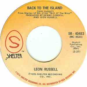 Leon Russell - Back To The Island