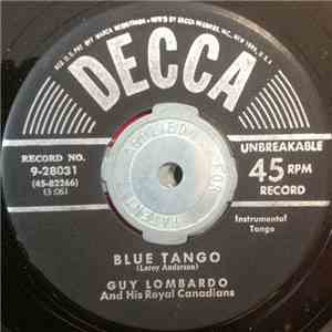 Guy Lombardo And His Royal Canadians - Blue Tango
