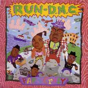 Run-D.M.C. - Papa Crazy / Tougher Than Leather