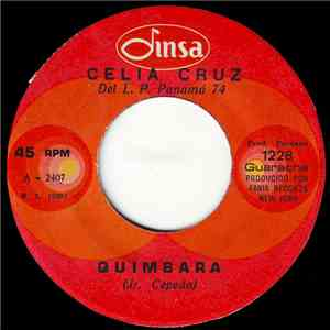 Celia Cruz - Quimbara / Gracia Divina download flac