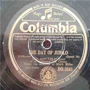 Guy Mitchell - The Day Of Jubilo / Feet Up