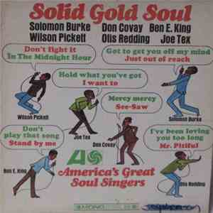 Various - Solid Gold Soul (America's Great Soul Singers)
