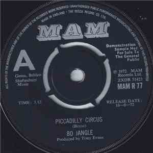 Bo Jangle - Piccadilly Circus
